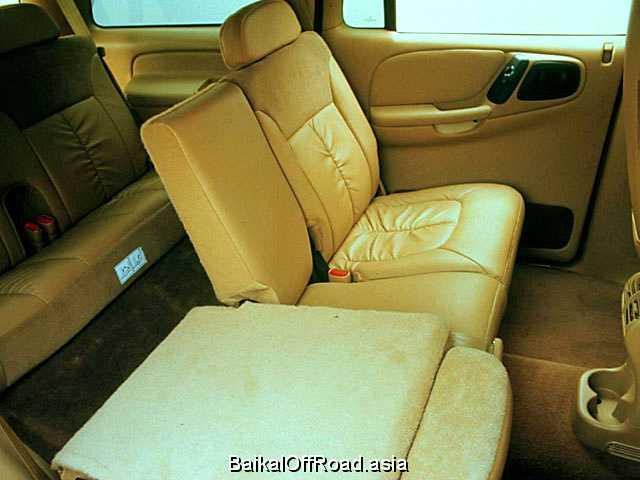 Dodge Durango 5.9 SLT AWD (250Hp) (Автомат)