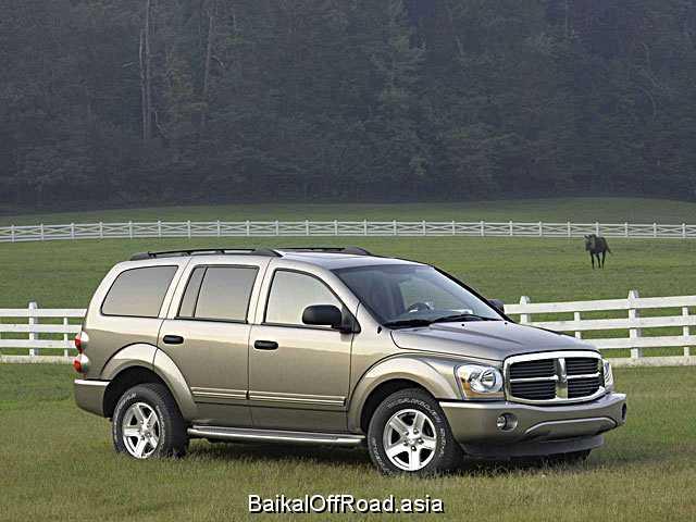 Dodge Durango 4.7 i V8 (238Hp) (Автомат)