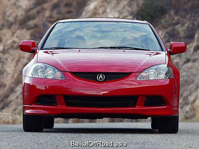 Acura RSX 2.0 i 16V Type S (203Hp) (Механика)
