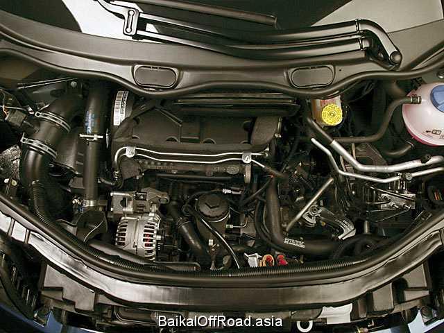 Audi A2 1.6 FSI (110Hp) (Механика)