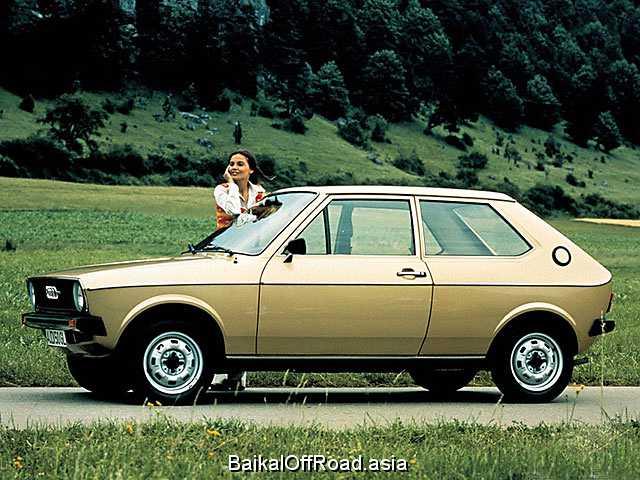Audi 50 1.1 (60Hp) (Механика)