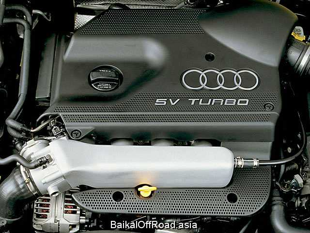 Audi A3 1.8 T (150Hp) (Механика)