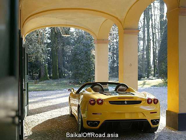 Ferrari F430 Coupe 4.3 i V8 32V (490Hp) (Автомат)