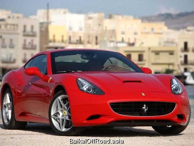 Ferrari California 4.3 (460Hp) (Автомат)