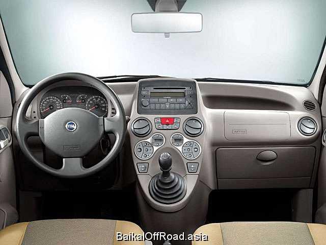 Fiat Panda 1.4 (100Hp) (Механика)