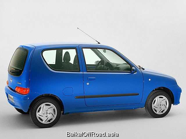 Fiat 600 1.1 i 8V (54Hp) (Механика)