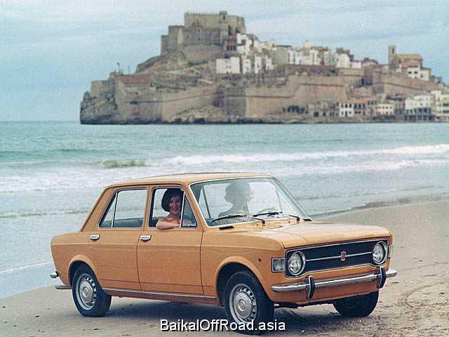 Fiat 128 Familiare 1.1 (45Hp) (Механика)