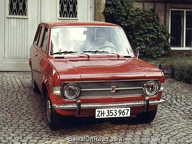 Fiat 128 Coupe 1.1 (64Hp) (Механика)