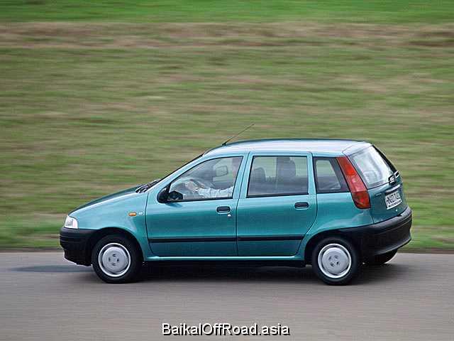 Fiat Punto 60 TD 1.7 (63Hp) (Механика)