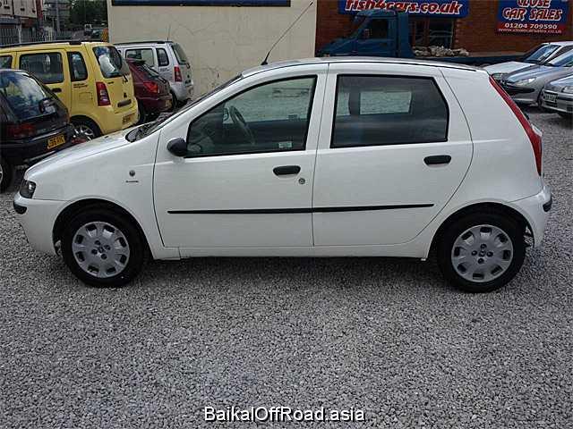 Fiat Punto 1.8 16v (131Hp) (Механика)