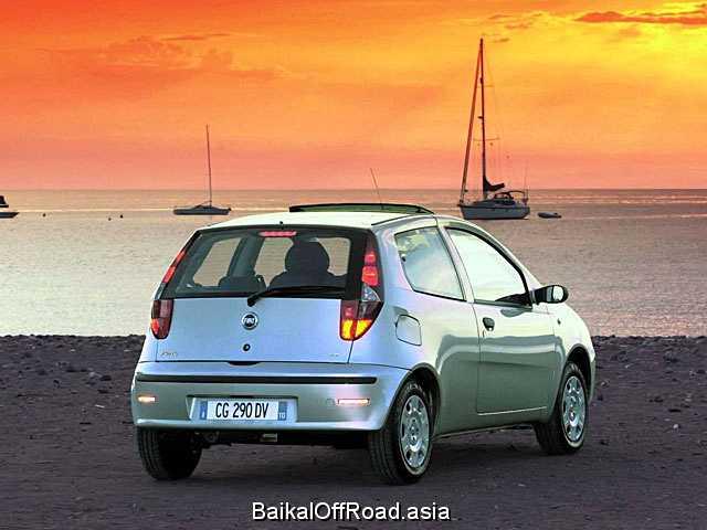 Fiat Punto 1.4 i 16V (95Hp) (Механика)