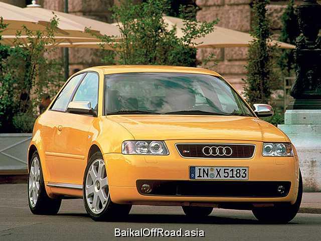 Audi S3 1.8 T (225Hp) (Механика)