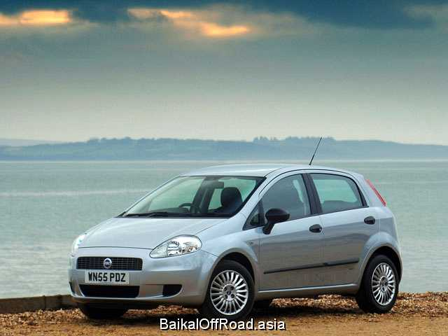 Fiat Punto 1.9 Multijet (130Hp) (Механика)