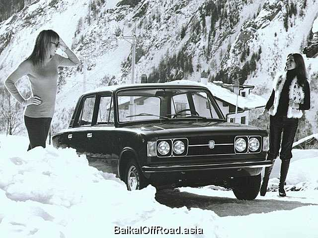 Fiat 124 1200 (60Hp) (Механика)