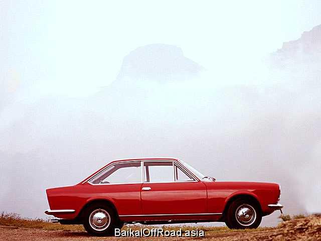 Fiat 124 Coupe 1600 Sport (104Hp) (Механика)
