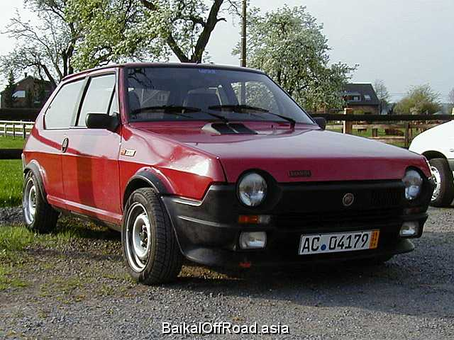 Fiat Ritmo 130 TC Abarth 2.0 (130Hp) (Механика)