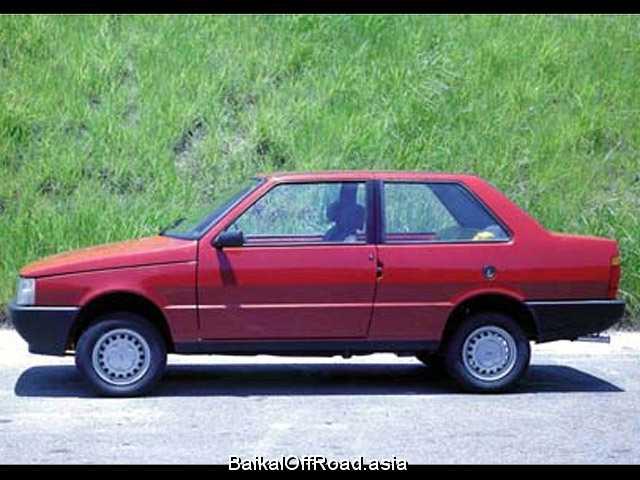 Fiat Duna DS 1.7 (60Hp) (Механика)