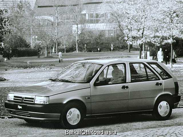 Fiat Tipo 1.6 ie (75Hp) (Механика)