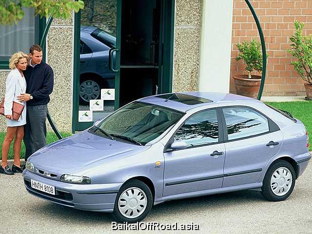 Fiat Brava 1.6 16V (103Hp) (Автомат)