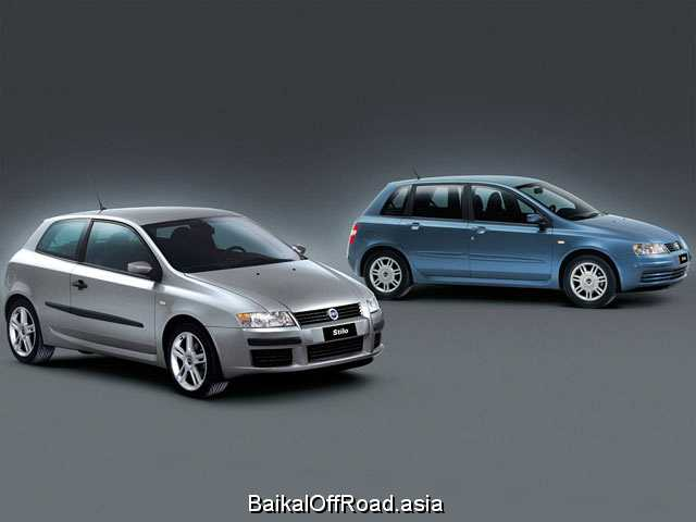Fiat Stilo Station Wagon 1.4 i 16V (95Hp) (Механика)