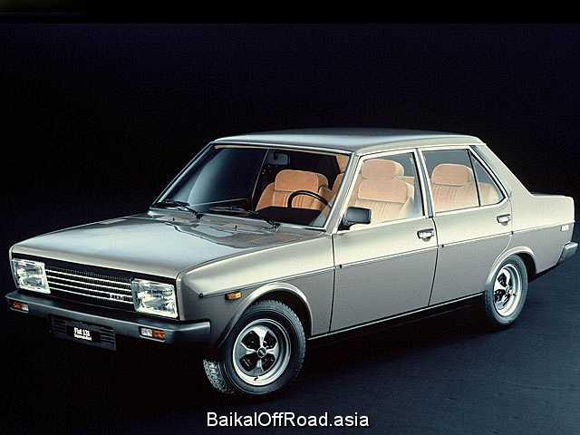 Fiat 131 1.4 Mirafiori (70Hp) (Механика)