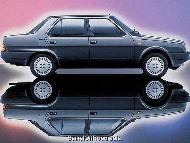 Fiat Regata 85 1.6 (82Hp) (Механика)
