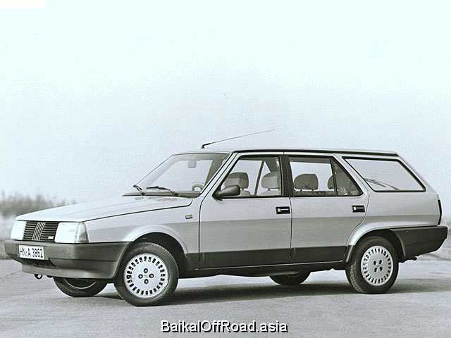 Fiat Regata Weekend 60 Diesel 1.7 (60Hp) (Механика)