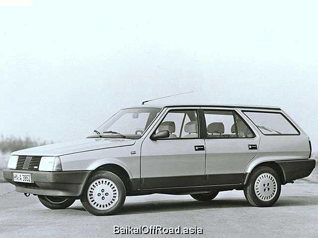Fiat Regata Weekend 90 i.e. 1.6 (90Hp) (Механика)