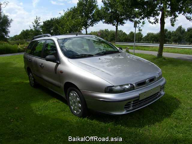 Fiat Marea Weekend 2.4 TD 125 (125Hp) (Механика)