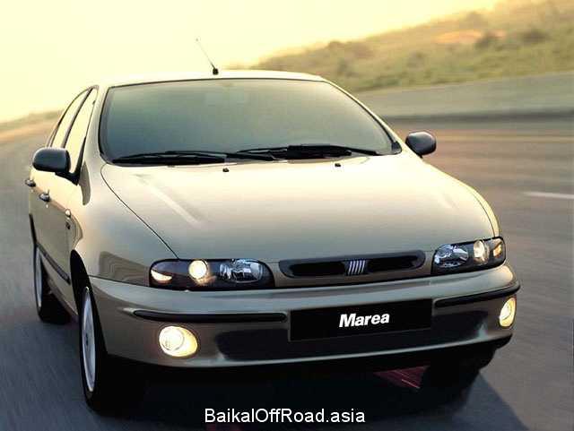 Fiat Marea 1.8 i 16V (132Hp) (Механика)