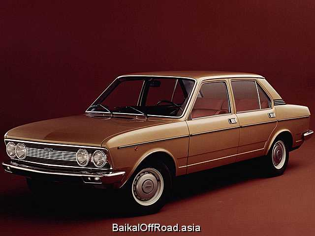 Fiat 132 1.7 GLS (111Hp) (Механика)