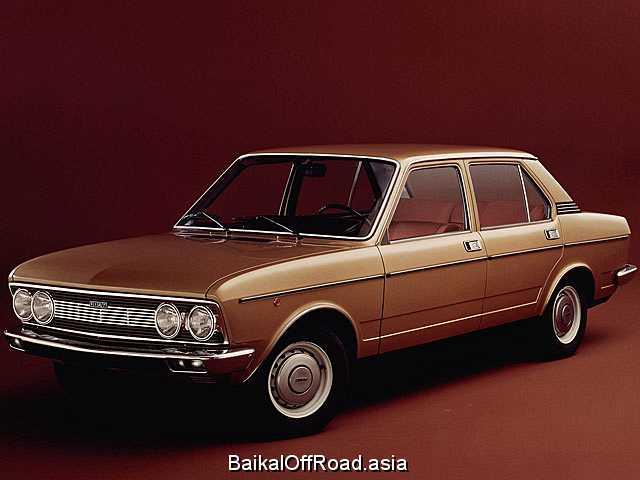 Fiat 132 2.0 GLS (115Hp) (Механика)
