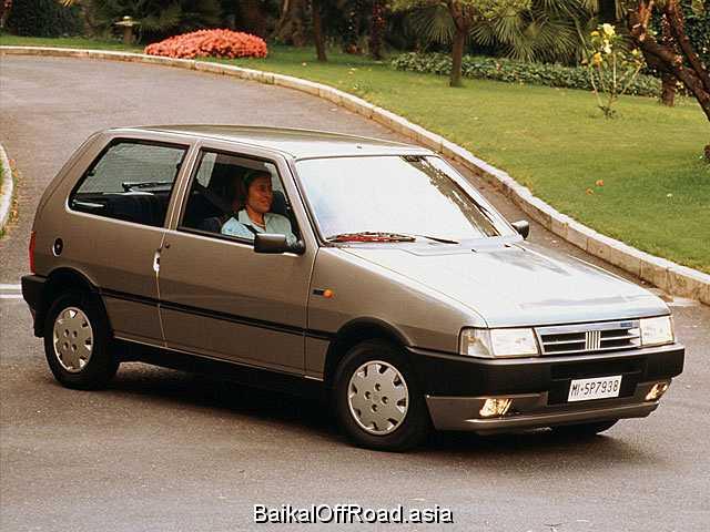 Fiat Uno 1.4 i Turbo (114Hp) (Механика)