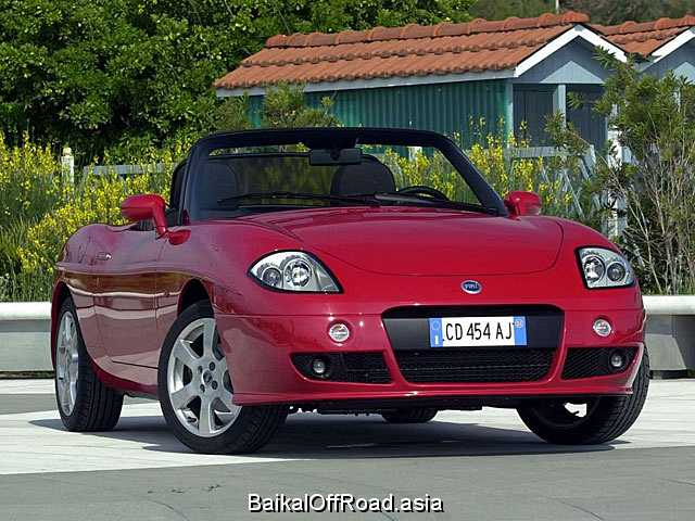 Fiat Sedici 1.6 i 16V (107Hp) (Механика)