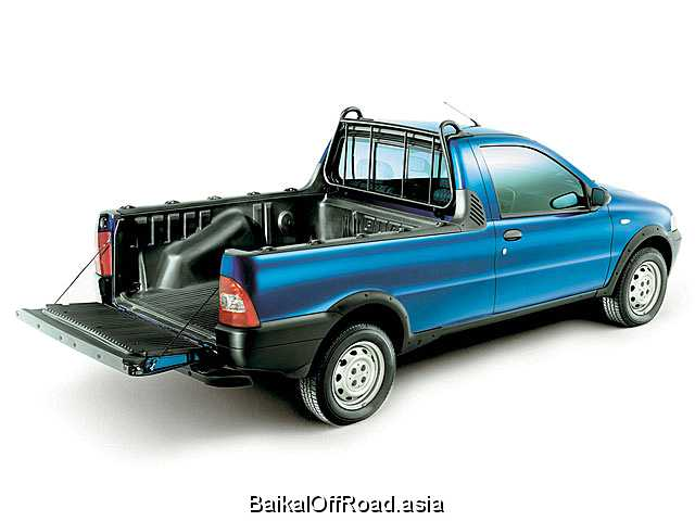 Fiat Strada 1.4 (82Hp) (Механика)