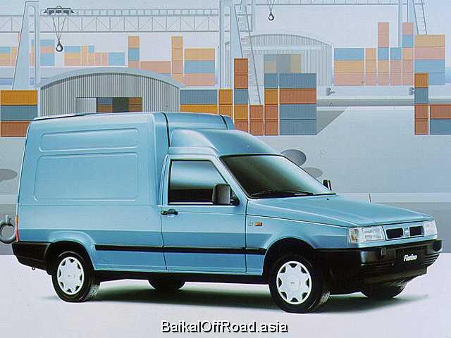 Fiat Fiorino 1.1 (55Hp) (Механика)