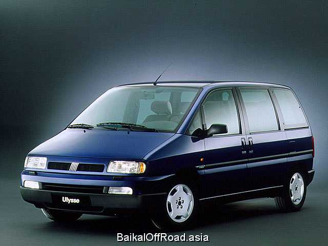Fiat Ulysse 1.9 8v TD (90Hp) (Механика)