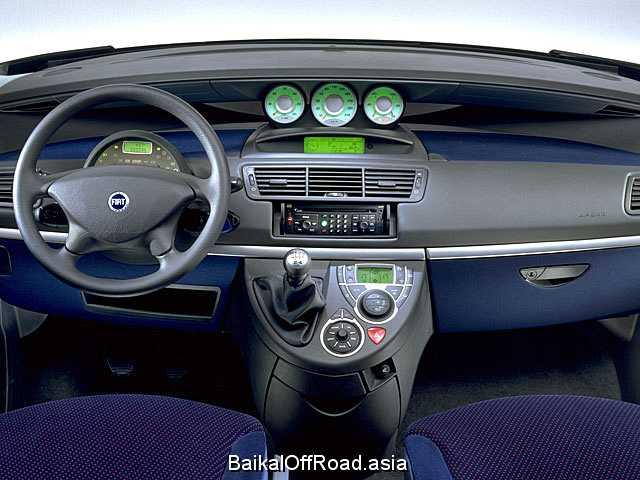 Fiat Scudo 1.8 (99Hp) (Механика)