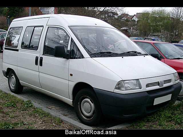 Fiat Scudo 2.0TD (99Hp) (Механика)