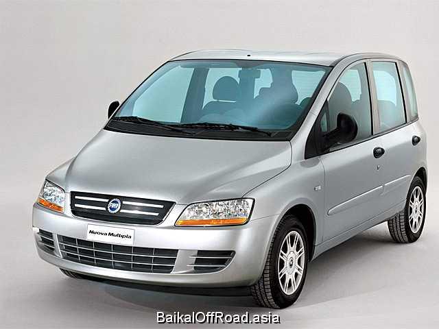 Fiat Doblo 1.2 (65Hp) (Механика)