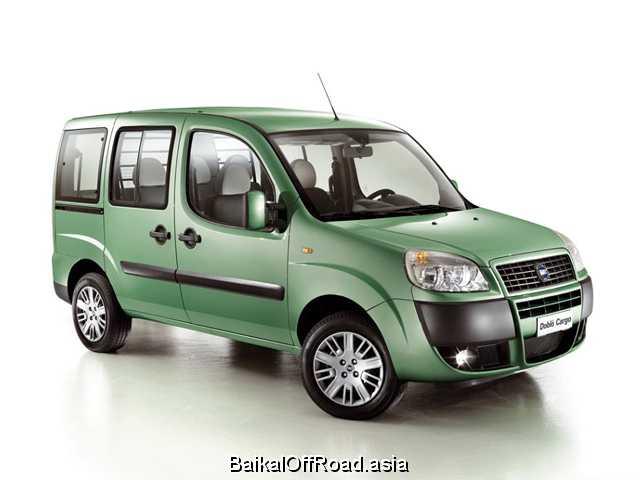 Fiat Doblo 1.3D (90Hp) (Механика)