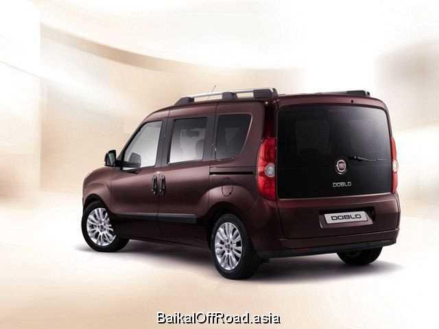 Fiat Idea 1.2 16V Multijet (90Hp) (Механика)