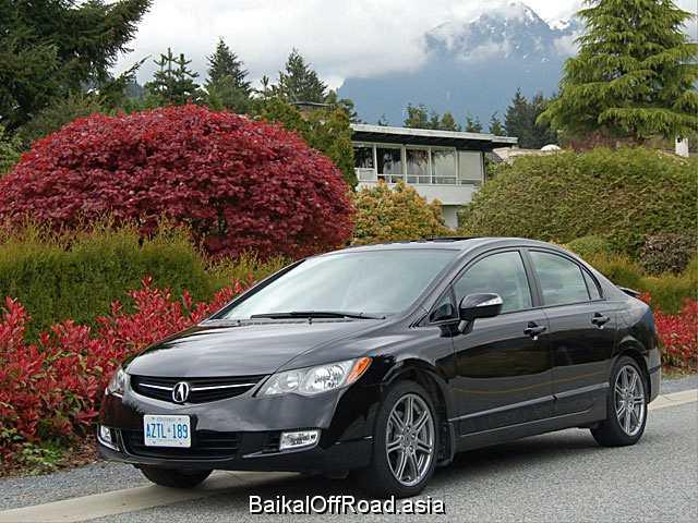 Acura TL 2.5 (176Hp) (Механика)