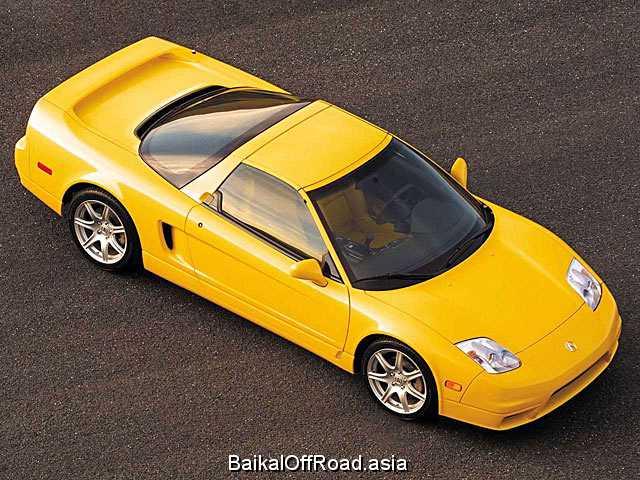 Acura NSX 3.2 i V6 24V (293Hp) (Механика)