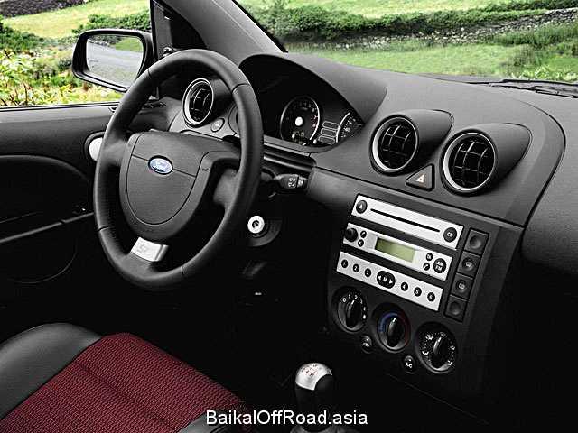 Ford Fiesta 1.4 16V (80Hp) (Механика)