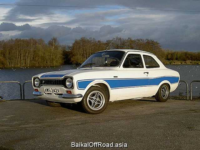 Ford Escort 1.1 (45Hp) (Механика)