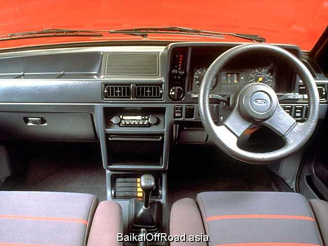 Ford Escort 1.6 XR3i (105Hp) (Механика)