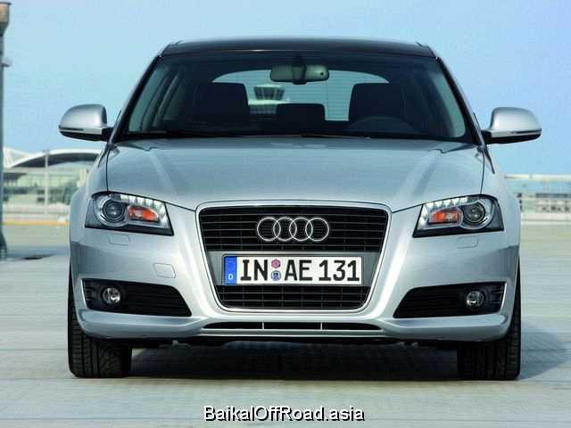 Audi A3 Sportback (facelift) 2.0 TFSI quattro (200Hp) (Автомат)