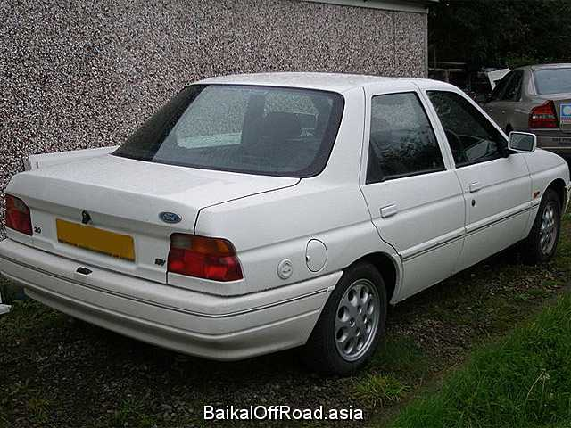 Ford Escort 1.4 (71Hp) (Механика)
