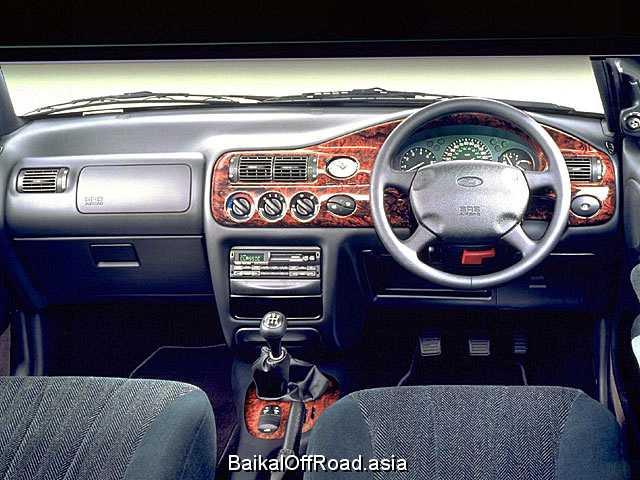 Ford Escort 1.3 i (60Hp) (Механика)